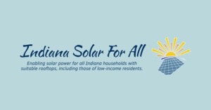 Solar for All logo & title